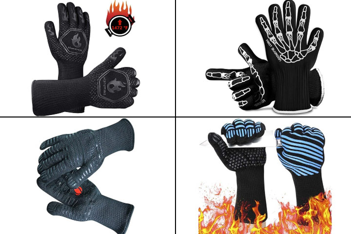 Best BBQ & Grilling Gloves
