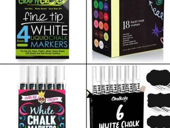 11 Best Chalk Markers Of 2020
