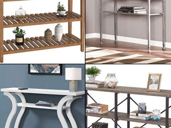 15 Best Console Tables To Buy In 2020