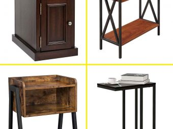 11 Best End Tables To Buy In 2020