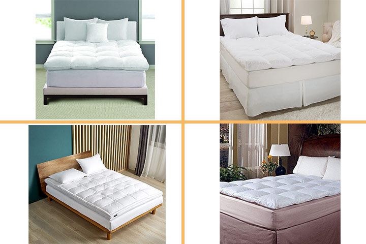 Best Feather Toppers For Mattress