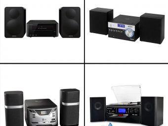 11 Best Home Stereo Systems In 2021