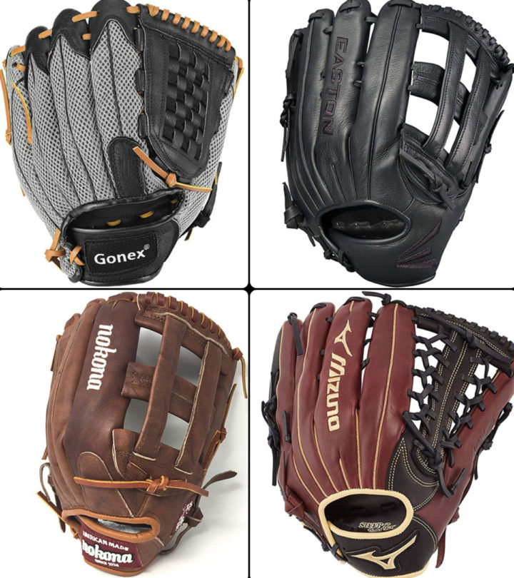 Best Outfield Gloves for Baseball