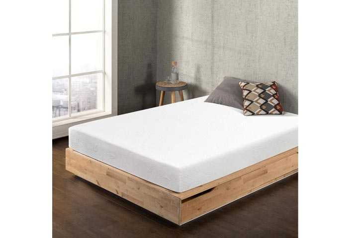 Best Price Mattress 8-inch Air Flow Memory Foam Mattress