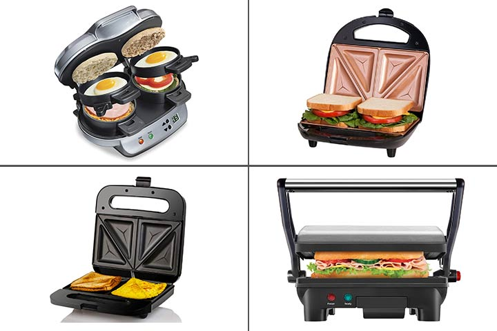 Best Sandwich Makers To Buy In 2020