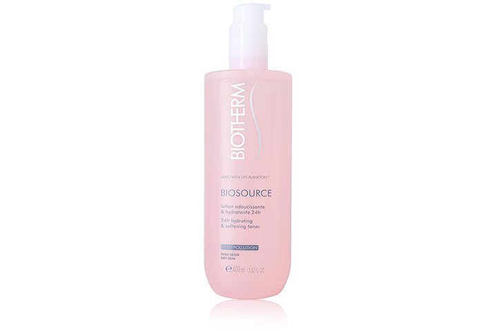 Biotherm Biosource 24h Hydrating And Softening Toner