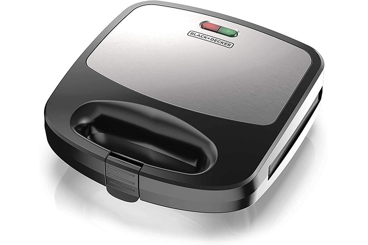 Black+Decker 3-in-1 WM2000SD 3-in-1 Waffle Grill & Sandwich Maker