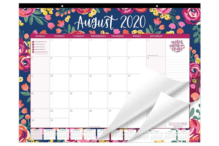 Bloom Daily Planners 2020-2021