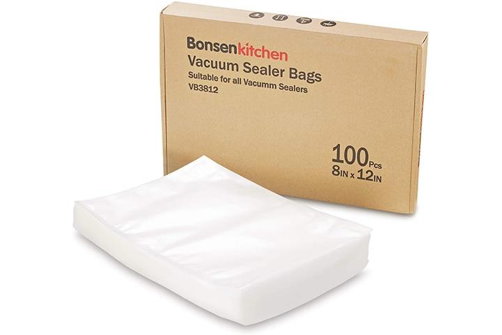 Bonsenkitchen Vacuum Food Sealer Bags