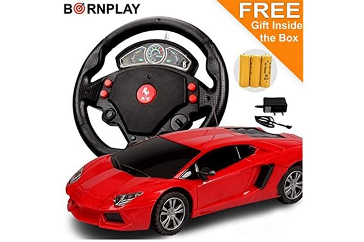 Born Play Steering Remote Control Car