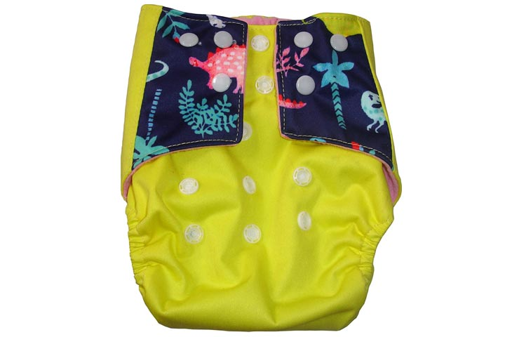 Bottom Genius Cloth Diaper