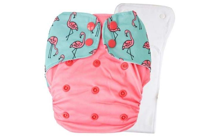 Bouncing Peaches Cloth Diaper