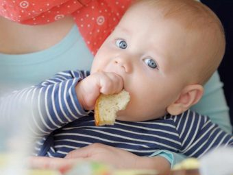 Bread For Babies: Safety, Right Age, Precautions, And Recipes