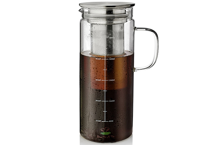 Brew To A Tea - Cold Brew Maker
