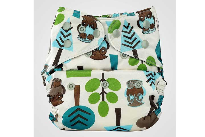 Bumberry Pocket Style Cloth Diaper