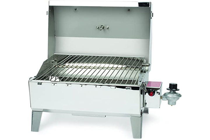 Camco Stainless Steel Portable Propane Gas Grill