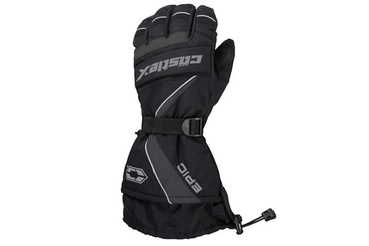 Castle X Epic-G1 Snowmobile Gloves