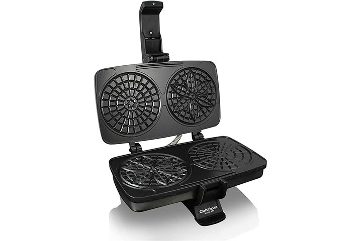 Chef's Choice 834 PizzellePro Toscano Nonstick Pizzelle Maker