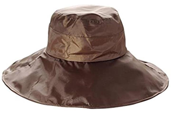 Chic Queen Outdoor Wide-Brimmed Bucket Hat