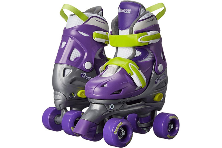 Chicago Kids Memory Fit Kids Roller