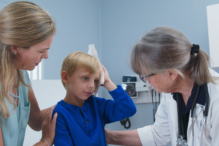 Concussion In Children Symptoms, Treatment