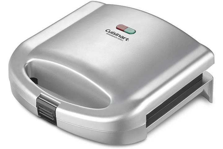 Cuisinart WM-SW2N Dual-Sandwich non-stick Electric Grill