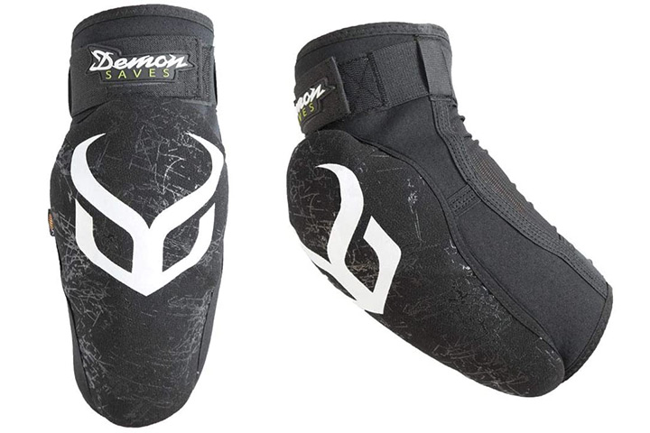 DEMON UNITED Hyper X D3O Elbow Pads
