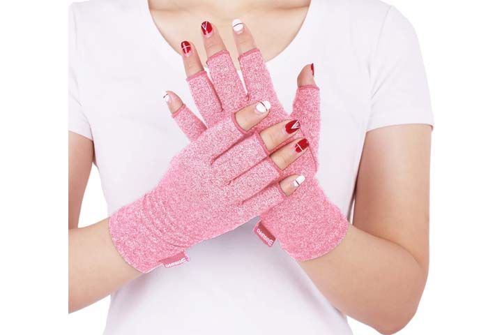 DISUPPO Arthritis Compression Gloves