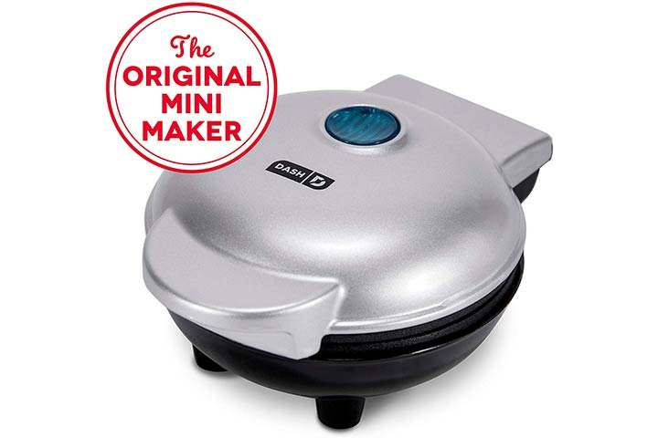Dash DMG001SL Mini Maker Portable Grill Machine