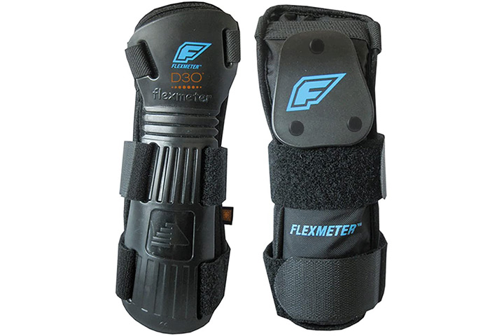 Demon Flexmeter Wrist Guards Double Sided