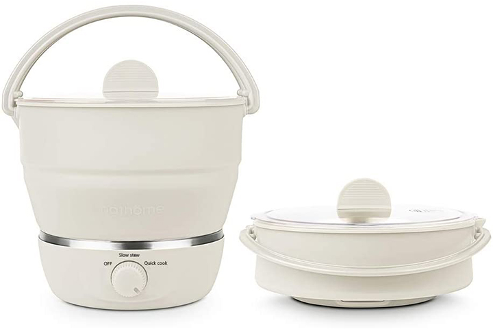 Drizzle Foldable Electric Hot Pot Cooker