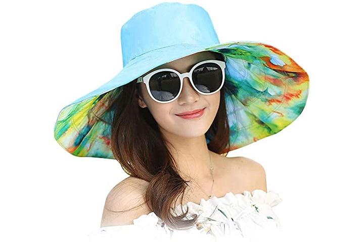 EBEYUKI Women's Rain Hat