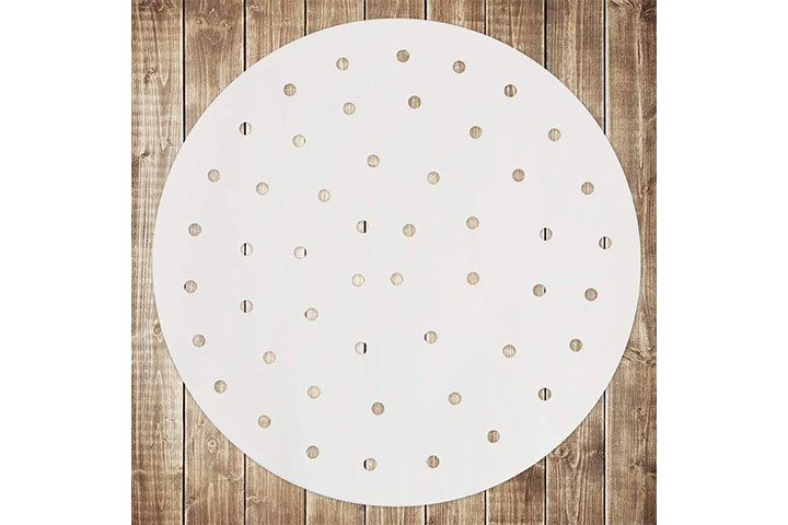 Ebigic Anti-Stick And Waterproof Cut Parchment Rounds