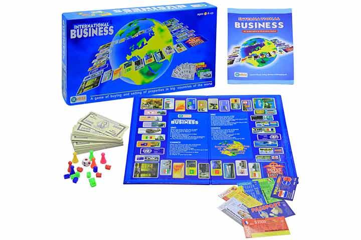 Ekta International Business