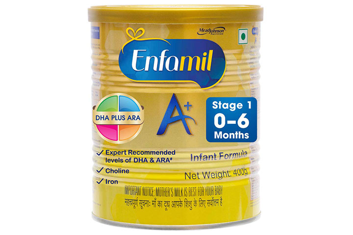 Enfamil A+ Stage 1 Infant Formula