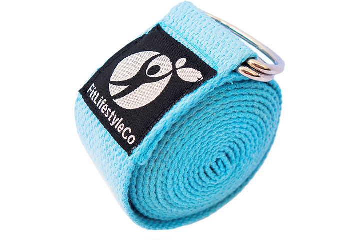 Fit Life style Co Yoga Straps