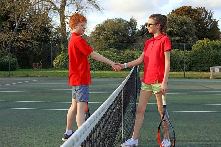 Follow sportsmanship