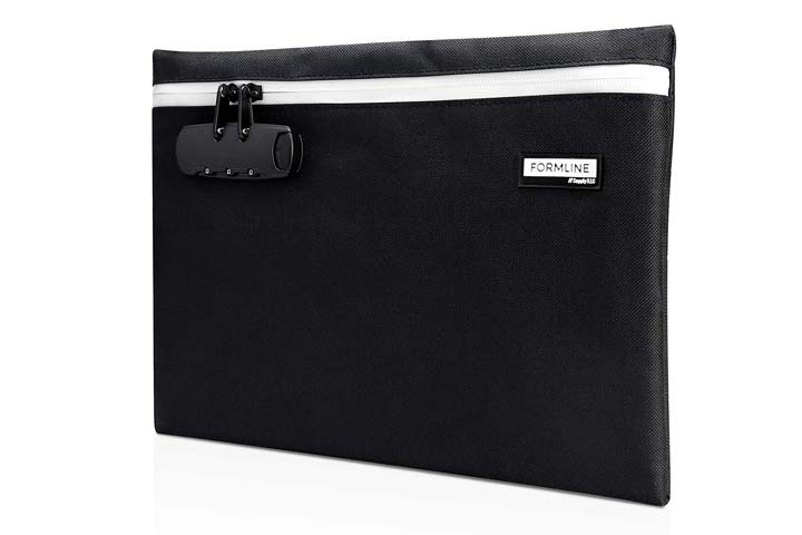 Formline Smell-Proof Bag with Combo Lock