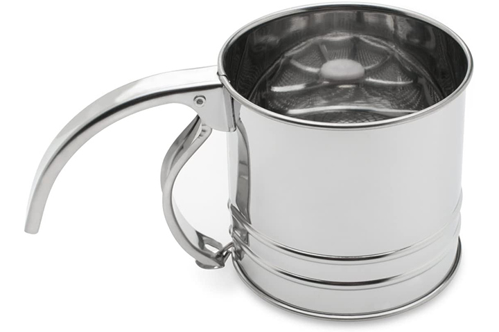 Fox Ron Stainless Steel Flour Sifter