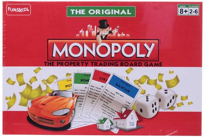 Funskool Monopoly Original