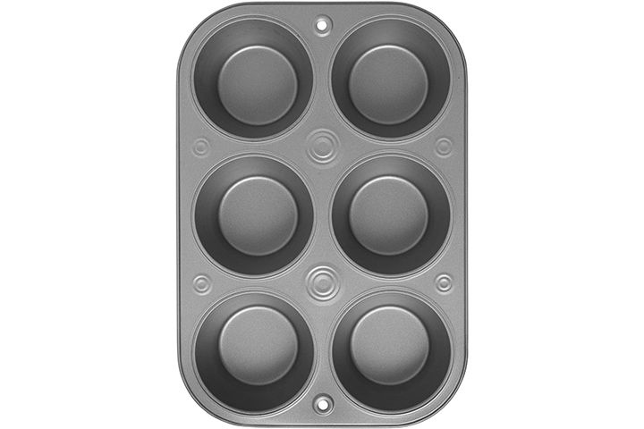 G & S Metal Products Company OvenStuff Non-Stick 6 Cup Jumbo Muffin Pan
