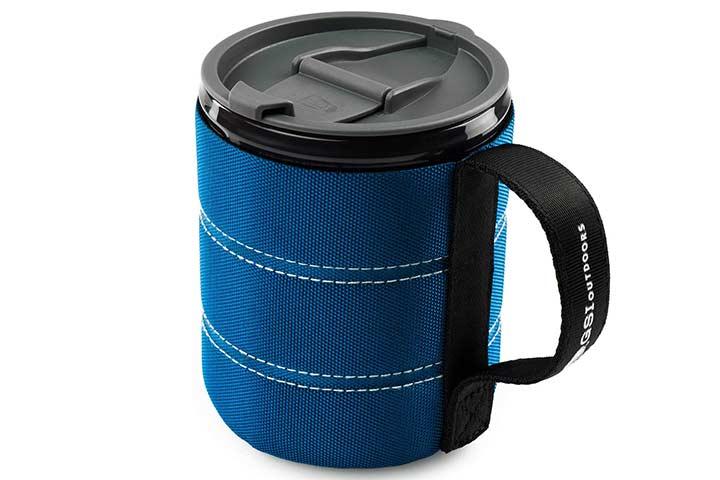 3. GSI Outdoors Infinity Backpacker Camping Mug