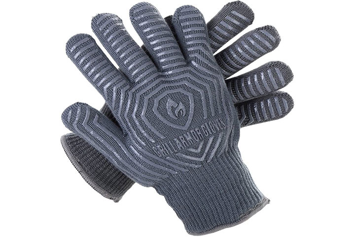Grill Armor Extreme Heat Resistant Grill Gloves
