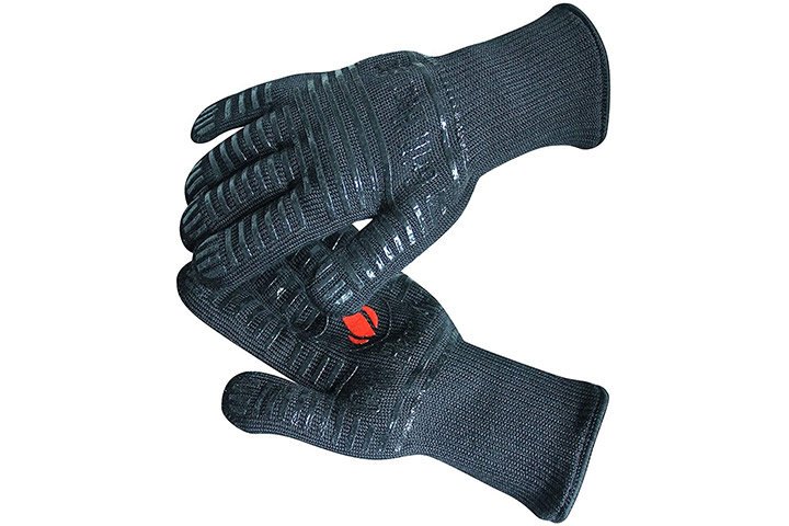 Grill Heat Aid Extreme Heat Resistant Gloves