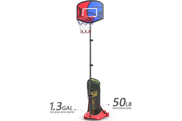 HAHAKEE Basketball Hoop Set Series