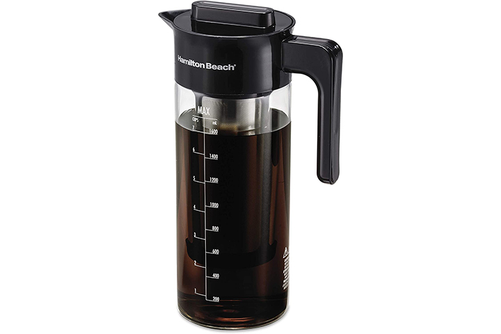 Hamilton Beach Cold Brew Iced Coffee Maker and Tea Infuser