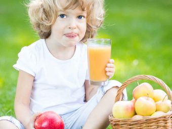 Healthy Juices For Kids: 12 Easy Homemade Juice Recipes
