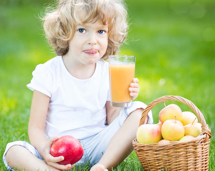 Healthy Juices For Kids