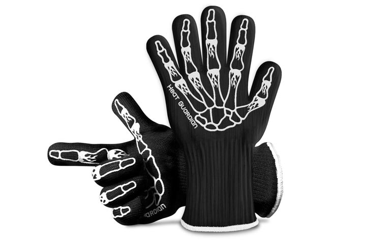 Heat Resistant Gloves by Heat Guardian