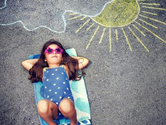 Here's How A Mother Is Using Chalk To Make The Lockdown Fun For Her Kids